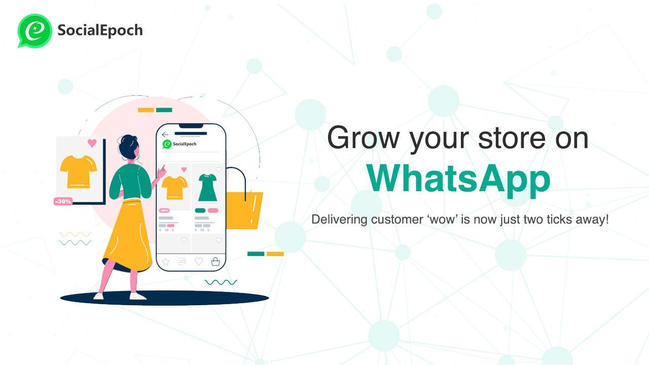 WhatsApp CRM Integration in E-commerce