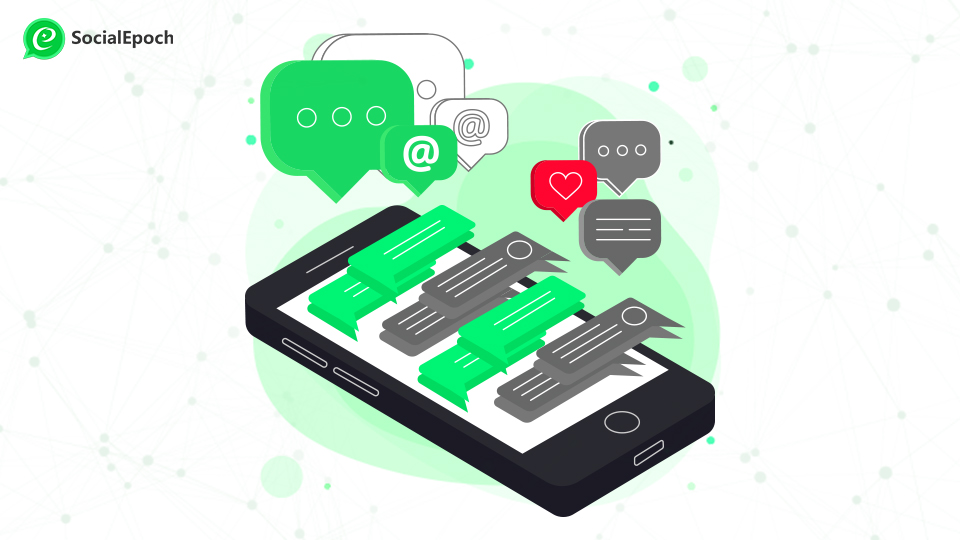 Customer to opt-in: sms