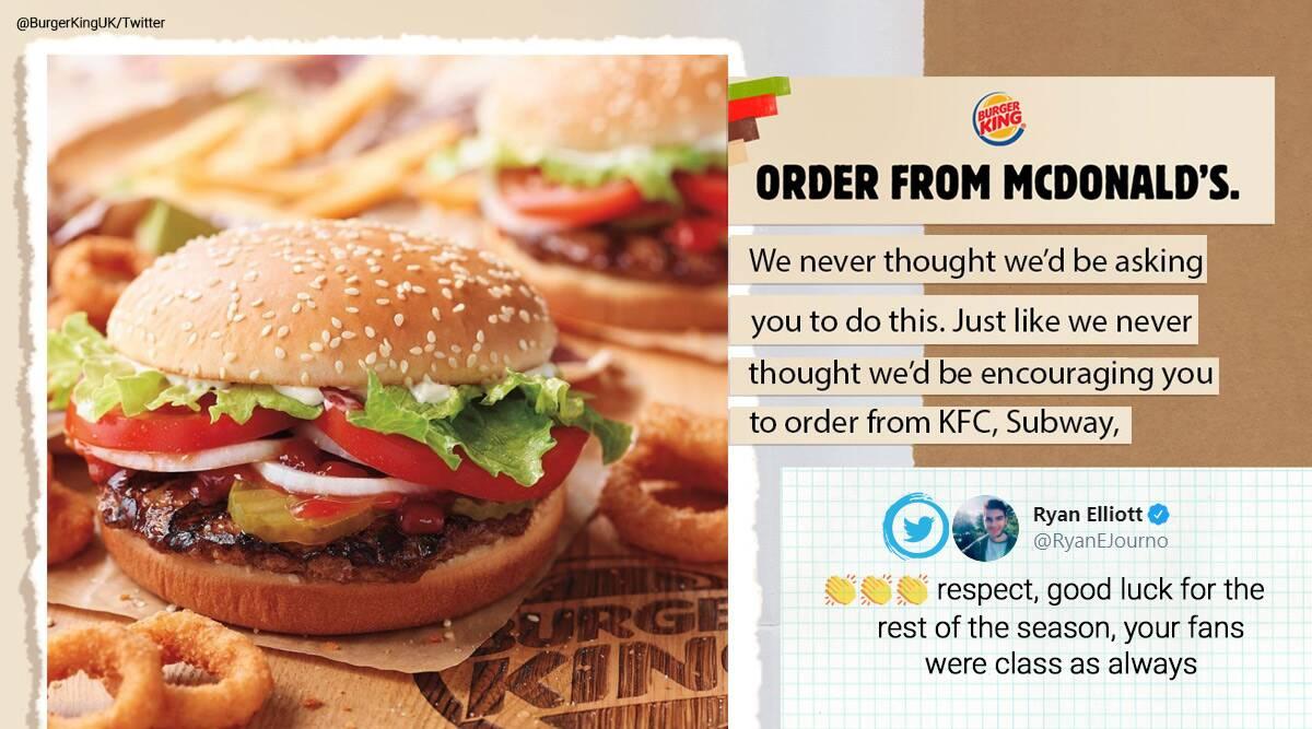 Burger King marketing tip