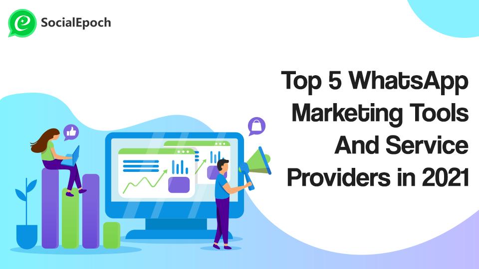 WhatsApp Marketing Tool and service providerss