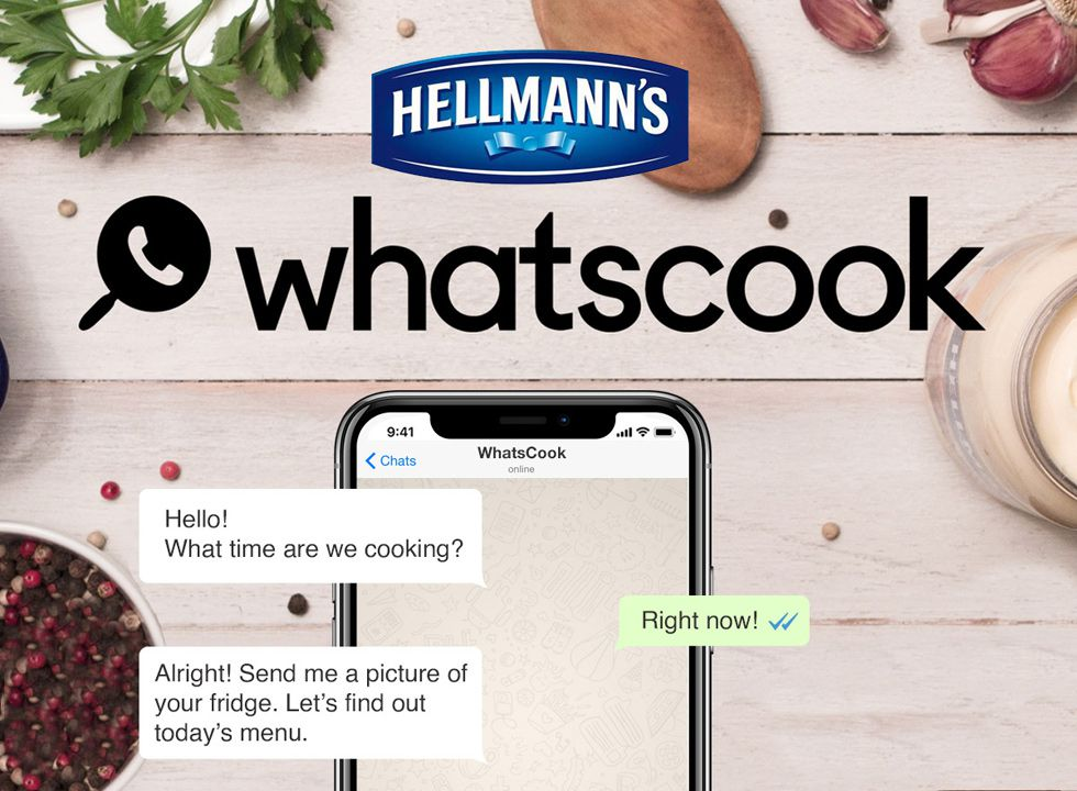 Community marketing - Hellmanns'