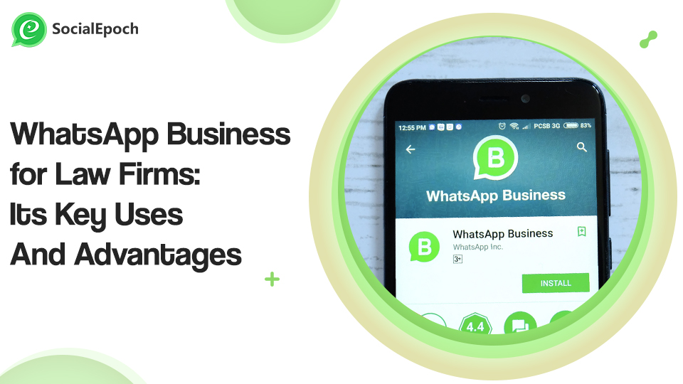WhatsApp Business for Law Firms