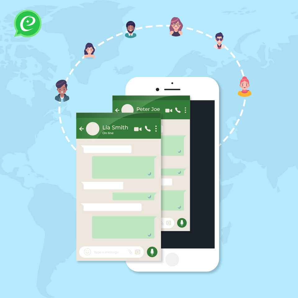 WhatsApp's advantage as B2C2B marketing platform