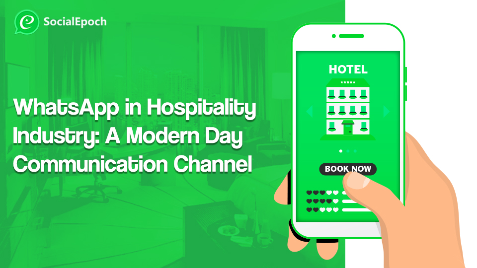 WhatsApp In Hospitality Industry