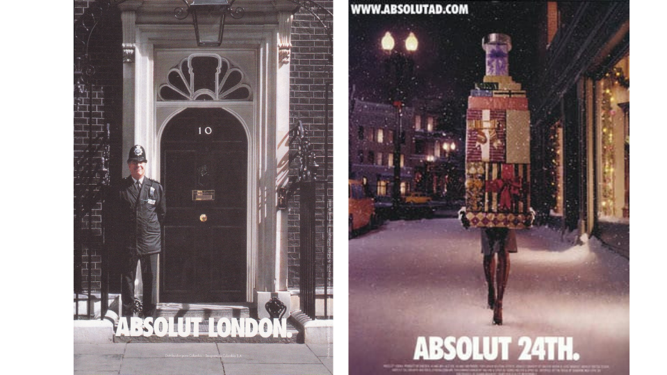 Absolut vodka user generated contant campaign