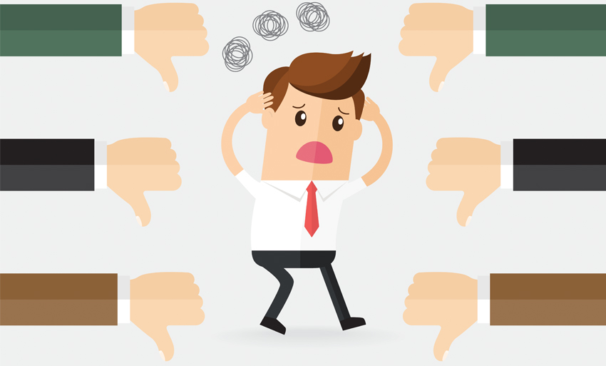 Losing Credibility With Customers due to poor customer service
