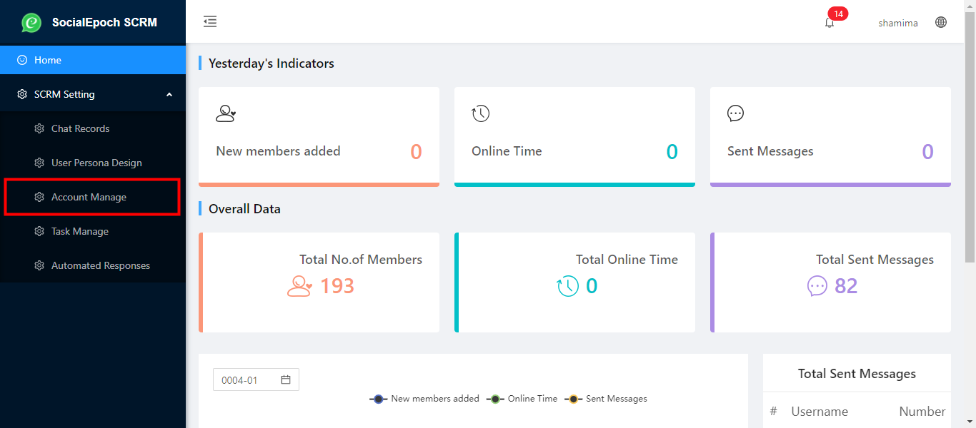 streamline sales and marketing with account management
